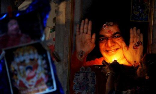 Miris viens no populārākajiem Indijas garīgajiem skolotājiem Satja Sai Baba