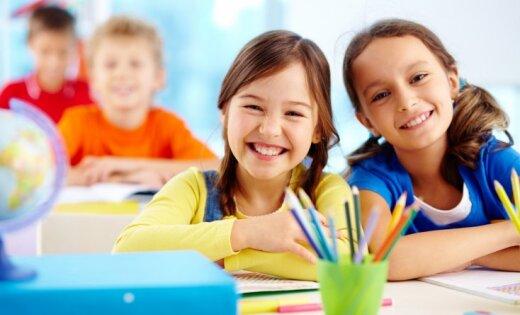 По дошкольным программам траты на одного ребенка в Латвии значительно меньше, чем в среднем в ОЭСР