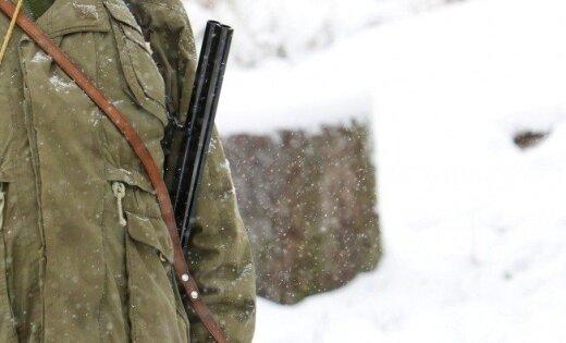 Полиция конфисковала подпольный арсенал: изъяты три ружья