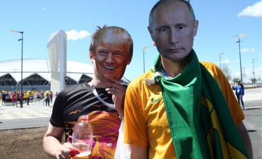 Bloomberg: Россия давит на Европу, чтобы та порвала с Трампом