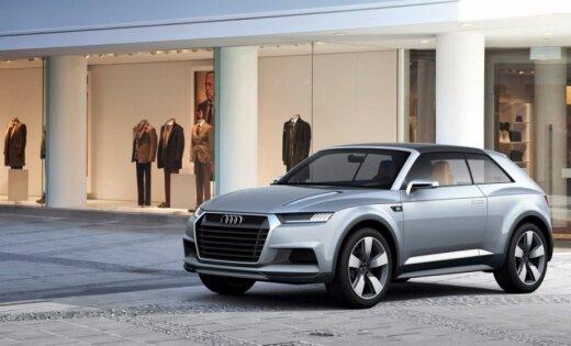 В Audi решили круто изменить дизайн моделей