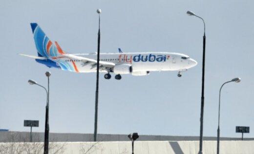 Пилот FlyDubai засыпал за штурвалом от переутомления