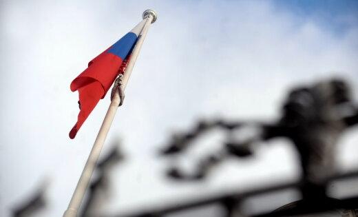 Вашингтон предложил Москве забрать снятые с дипмиссий в США российские флаги