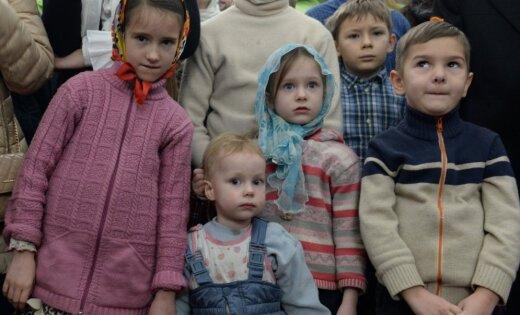 Латвия приняла очередную группу украинских детей, пострадавших от войны - Цензор.НЕТ 8728