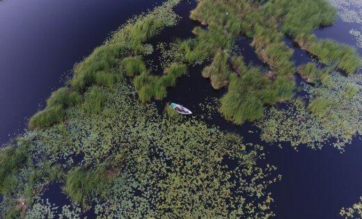 ФОТО: Добровольцы несколько часов искали пропавших на Бабитском озере подростков