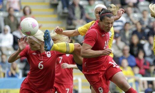 XXX Vasaras olimpisko spēļu sieviešu futbola turnīra spēļu rezultāti (31.07.2012)