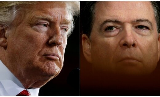 Трамп: экс-глава ФБР Джеймс Коми должен сидеть в тюрьме