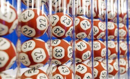 'Latloto' loterijā laimēti 100 000 latu