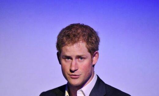 Принц Гарри заявил оботсутствии достойной кандидатуры нароль жены
