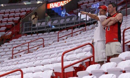 Kārtējās sarunās centīsies panākt virzību NBA lokauta jautājumā