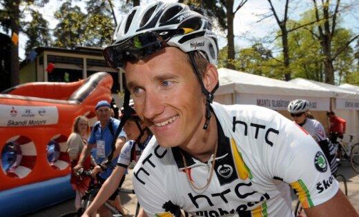 Smukulis 60.vietā 'Vuelta Espana' piektajā posmā un otrais sprinta starpfinišā
