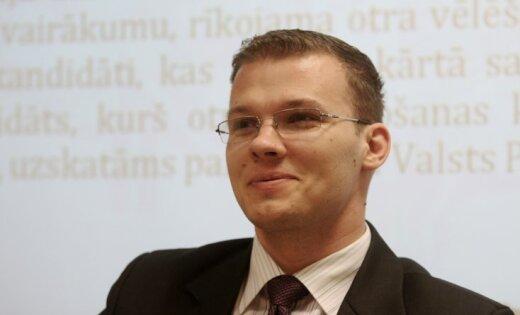 Raivis Dzintars: Ko nozīmē Ušakova paraksts?