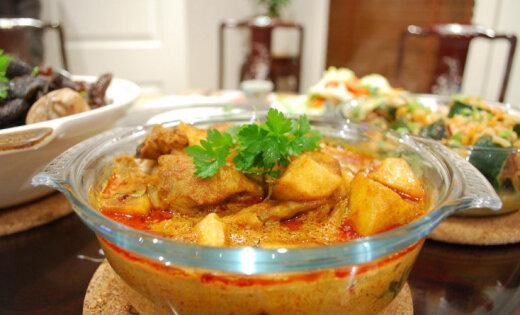 От KFC до фиолетового риса: что едят на Рождество в 13 разных странах мира
