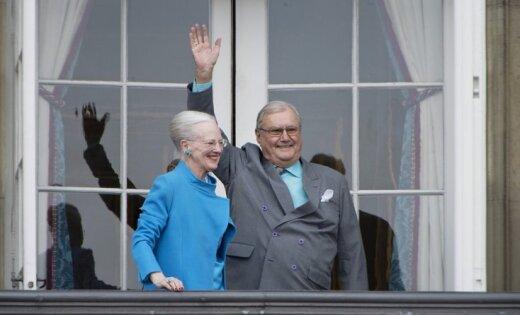 Cкончался супруг королевы Дании принц Хенрик