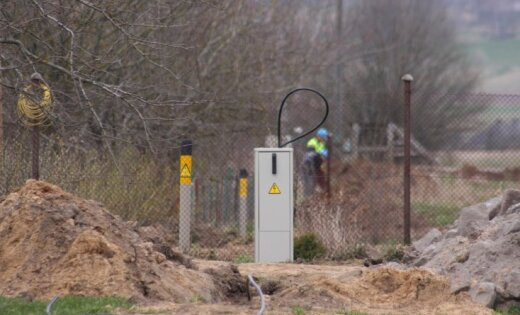 """AS """"Sadales tīkls"""" улучшает электроснабжение клиентов в Юрмале и Бабитском крае"""