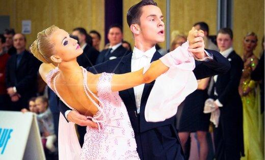 Latvijas sporta deju pārim septītā vieta Pasaules kausa sacensībās