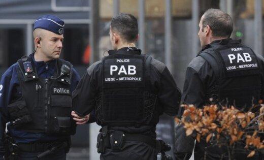 Милиция завершила операцию вБрюсселе