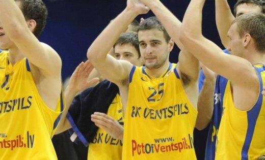 'Ventspils' komanda oficiāli apstiprināta dalībai Eiropas Izaicinājuma kausā