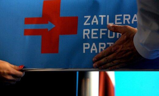 Nodibina Zatlera Reformu partiju; eksprezidentu ievēl par priekšsēdi (plkst.22:10)