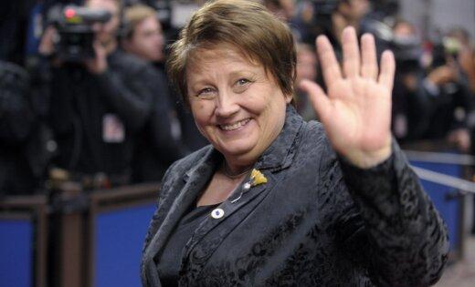 Страуюма: Латвия не последует примеру Литвы и не будет поставлять оружие Украине