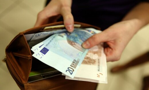 "В следующем году ""минималка"" вырастет на 40 евро"