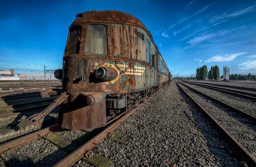 """Всеми брошенный поезд """"Восточный экспресс"""" — роскошен и после смерти"""