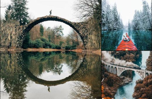 12 вдохновляющих фото, которые побудят тебя встать и отправиться в путешествие