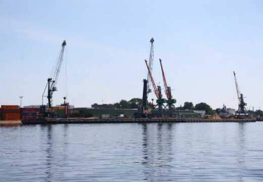 Порты Латвии и соседей проигрывают российским конкурентами на Балтике