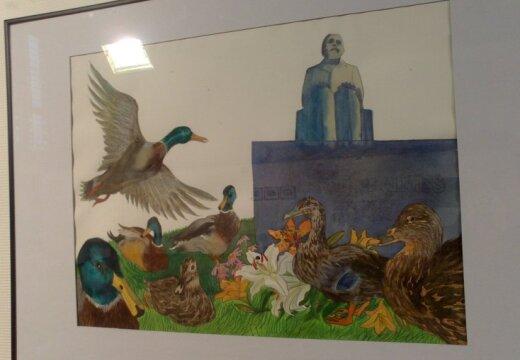 """Выставка """"Золотая яблоня"""" - книжное искусство живет!"""