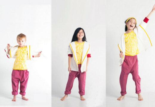 jake + maya kids
