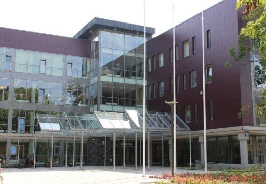 В Риге за 7 млн. латов построили самое современное в Балтии здание суда