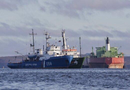 МИД Литвы потребовал отпустить задержанных мурманскими пограничниками рыбаков