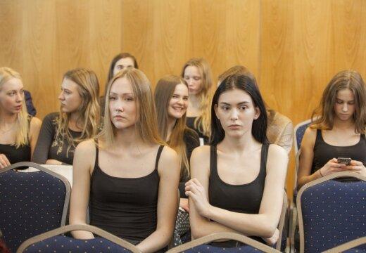 ФОТО: Как проходит кастинг моделей для Riga Fashion Week