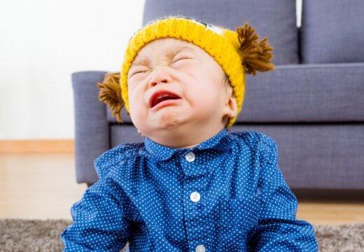 Ученые: плачущие дети снижают уровень дохода в семье