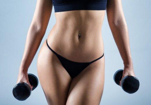 Обнаженный фитнес: инновация в мире спорта и красоты
