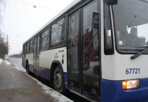 Rīgas satiksme вносит