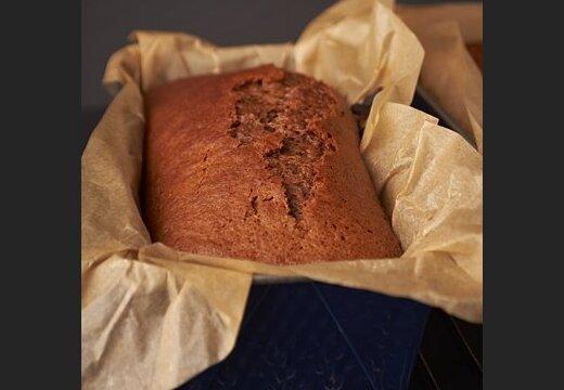 Ржаной хлеб с льняными семенами