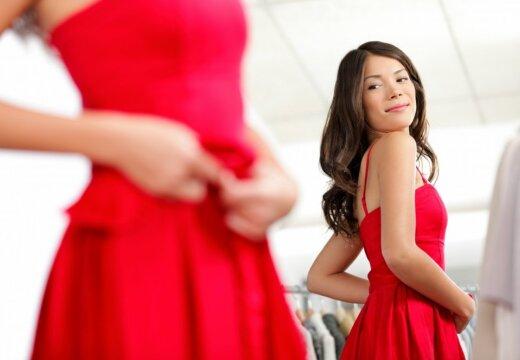 Исследование: красный цвет в одежде не помогает выглядеть сексуальнее