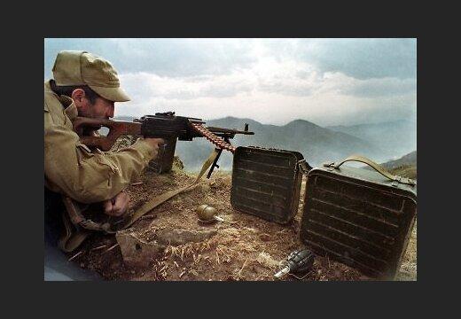 В ходе конфликта на армяно-азербайджанской границе есть жертвы