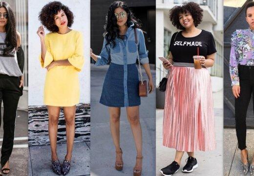 Модный май: 31 стильный и женственный образ