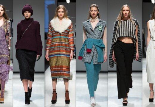 Четвертый день Riga Fashion Week: смелые линии и комфортная мода