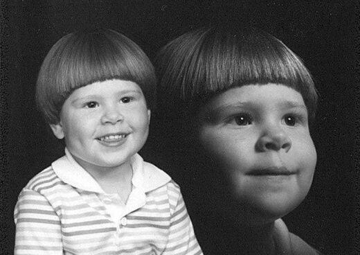 Desmit nabaga bērni ar pašām stulbākajām frizūrām