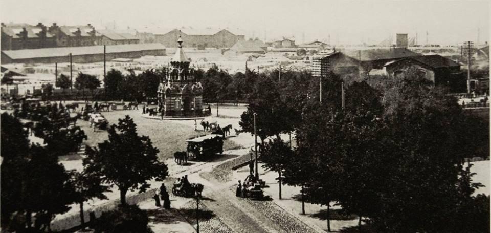 """Рижская """"конка"""" в фотографиях: как по городу ездили на транспорте """"мощностью"""" в 2 л/с"""