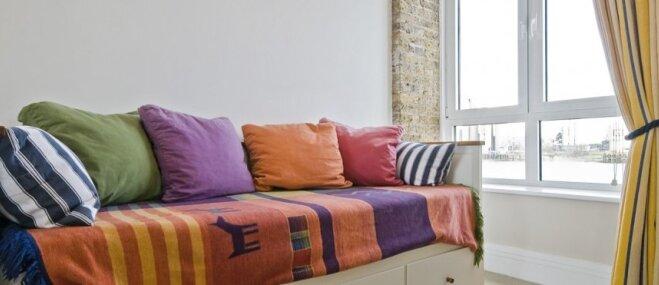 Dārgumu lāde zem gultas. Stilīgas idejas gultām, kas papildinātas ar mantu glabātavām