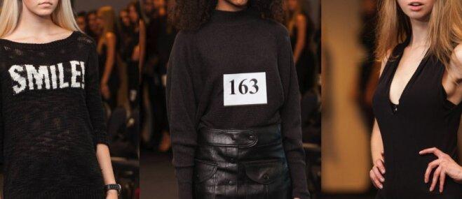 Фото: как отбирали моделей на модные показы Riga Fashion Week
