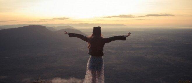 Sākt staigāt no jauna jeb mainīt sevi un kļūt pašpārliecinātai – tas ir iespējams?