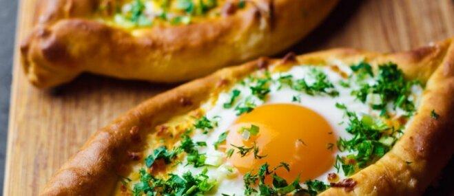 Gardi, ka pirkstiņus aplaizīsi! 10 tradicionālās gruzīnu virtuves receptes