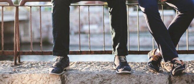 Семь типов мужчин, от которых у женщин подкашиваются коленки