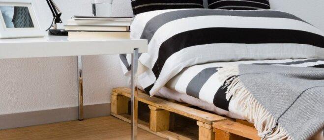 Omulīgas migas iekārtošana bez gultas rāmja – idejas nošpikošanai