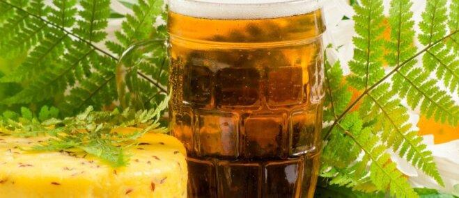 Jāņos bez alus nekādi! Kas tajā veselīgs un cik daudz neskādēs